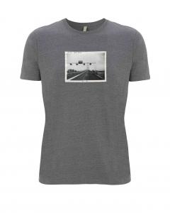 Camiseta ecológica y reciclada con imagen vintage